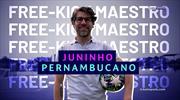 Duran topların efendisi Juninho'dan frikik dersi