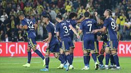 Fenerbahçe ilk 11 haftanın istatistiklerinde zirvede
