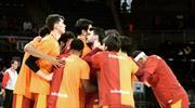 Galatasaray DS, Unicaja Malaga'yı ağırlıyor