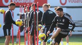 Beşiktaş'ın İH Konyaspor mesaisi sürüyor