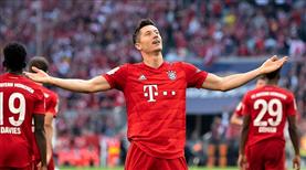 Lewa gözünü Müller'in rekorlarına dikti