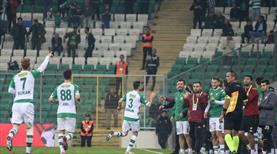 Bursaspor:-Keçiörengücü: 1-0 (ÖZET)