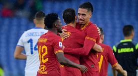 Roma 3 puanı 3 golle aldı (ÖZET)