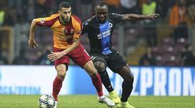 Galatasaray - Club Brugge: 1-1 (ÖZET)