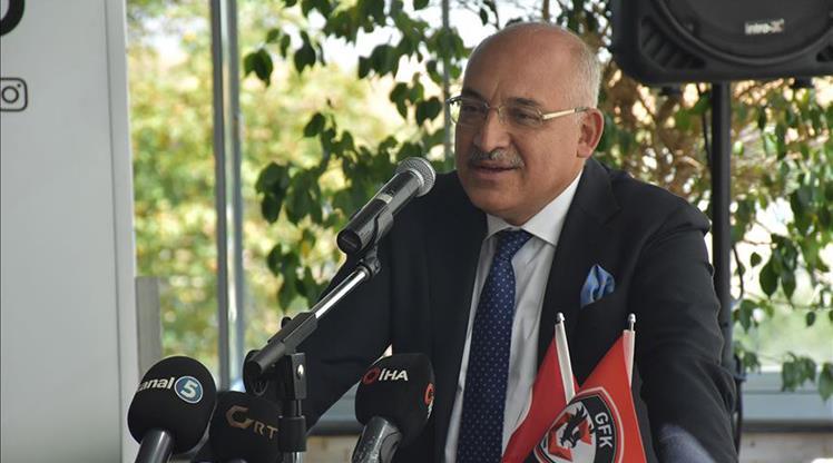 Gaziantep FK'den destek kampanyası