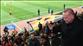 Cumhurbaşkanı Erdoğan, Başakşehir-Roma maçında