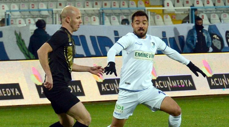 BB Erzurumspor: - Osmanlıspor: 2-0 (ÖZET)