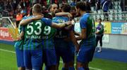 Çaykur Rizespor - İttifak Holding Konyaspor: 3-1 (ÖZET)