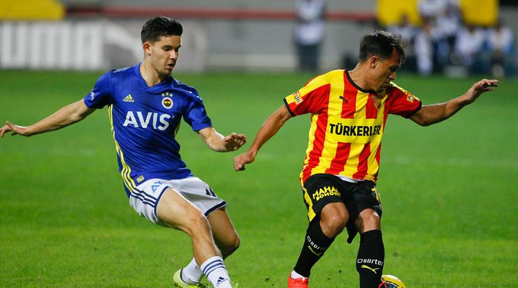 İşte Göztepe-Fenerbahçe maçının notları