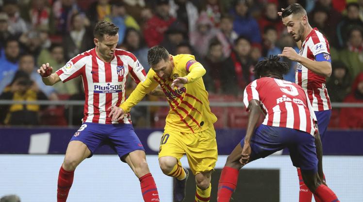 Messi attı, Barcelona kazandı