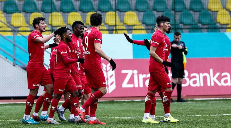 Eyüpspor: 0 - Antalyaspor: 3