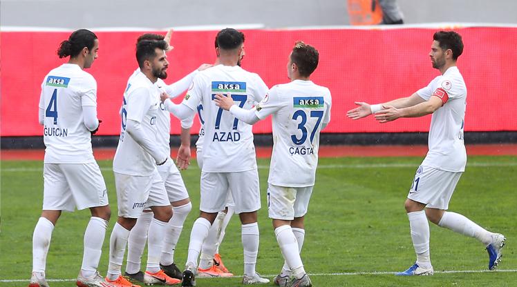 Kasımpaşa: 2 - Vanspor Futbol Kulübü: 1