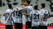 Beşiktaş - Anagold 24 Erzincanspor: 3-0