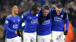 Çağlar'lı Leicester'dan üst üste 7. galibiyet