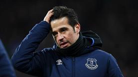 Everton'da Silva'nın suyu ısındı
