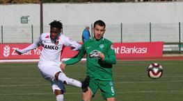 GMG Kırklarelispor - Gaziantep FK: 2-1