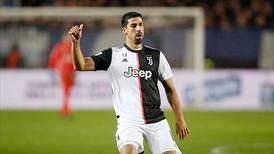 Juventus'ta Khedira şoku
