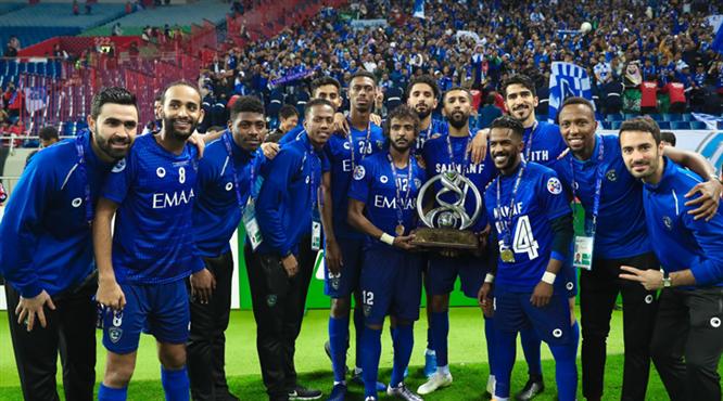 Al Hilal'in rakibi Espérance Sportive de Tunis