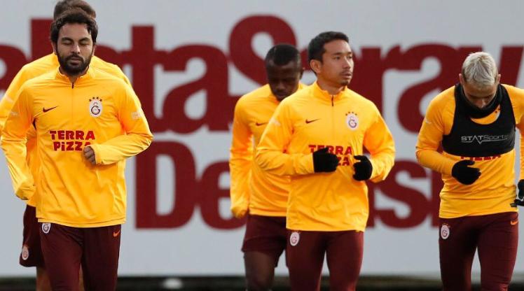 Galatasaray, Alanyaspor maçına hazır