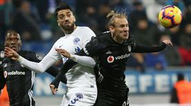 Beşiktaş: 21 - Kasımpaşa: 4