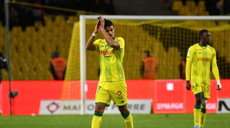 Nantes'a tek gol yetti (ÖZET)