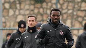 Gaziantep FK'de Kayserispor hazırlıkları başladı