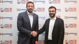 ING BSL'ye yeni sponsor