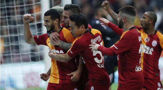 İşte Galatasaray - Aytemiz Alanyaspor maçının öyküsü