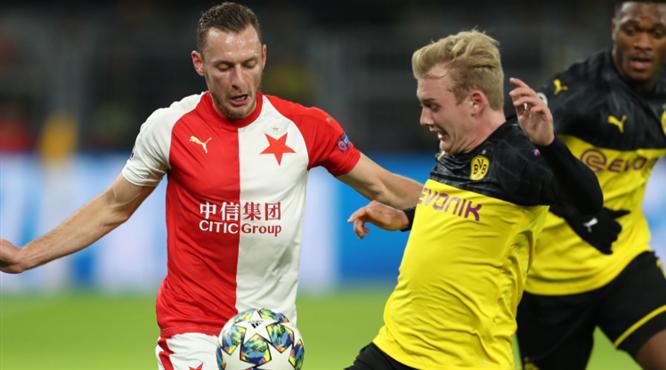 Borussia Dortmund istediğini aldı (ÖZET)