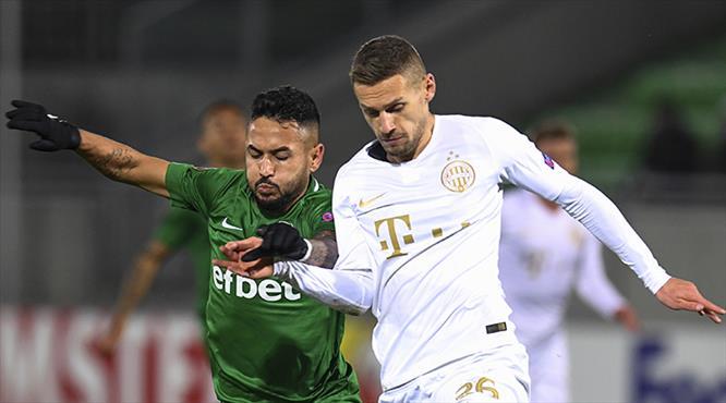 Ferencvaros'un son çabası yetmedi (ÖZET)