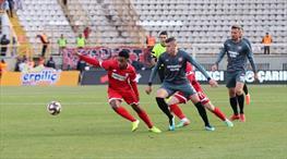 Boluspor - Fatih Karagümrük: 0-2 (ÖZET)