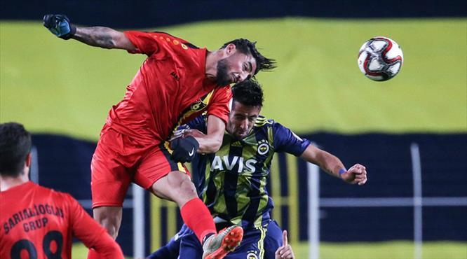 Fenerbahçe kupada rövanş maçında
