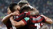 İlk finalist Flamengo oldu (ÖZET)