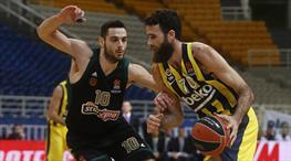 Fenerbahçe Beko'nun son çabası yetmedi
