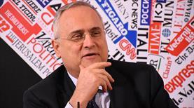 Lazio başkanından ırkçılık açıklaması