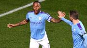 Sterling attı, City turladı