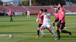 EH Balıkesirspor - Osmanlıspor: 1-1 (ÖZET)