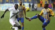 MKE Ankaragücü - Yukatel Denizlispor: 2-2 (ÖZET)