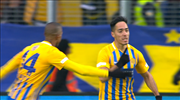 MKE Ankaragücü'nü umutlandıran gol!