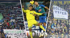 Çaykur Rizespor - Fenerbahçe maçında en özel kareler burada