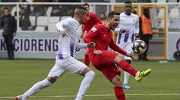Keçiörengücü - Akhisarspor: 1-0 (ÖZET)