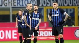 Inter'e bir haller oldu! (ÖZET)