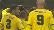 Nantes ilk yarıda bileti kaptı (ÖZET)