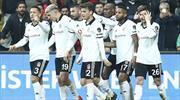 İşte Beşiktaş - Bursaspor maçının özeti