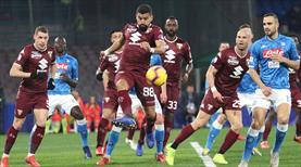 Napoli Torino duvarını aşamadı (ÖZET)