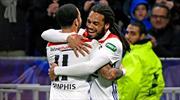 Lyon zorlanmadan yarı finalde (ÖZET)