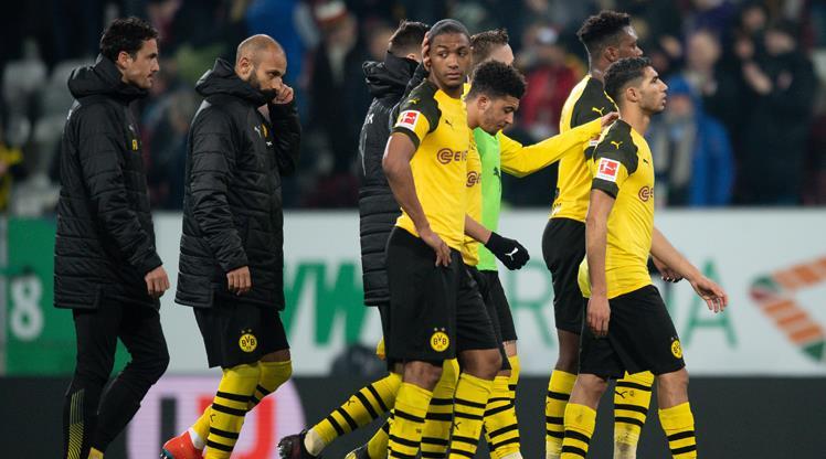 Dortmund'dan önlenemez düşüş! Avantaj artık Bayern'nin!