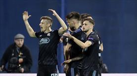 Benfica Zagreb'te kayıp (ÖZET)