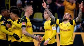 Borussia Dortmund sonradan açıldı