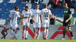 8 gollü düelloda kazanan Sampdoria! (ÖZET)